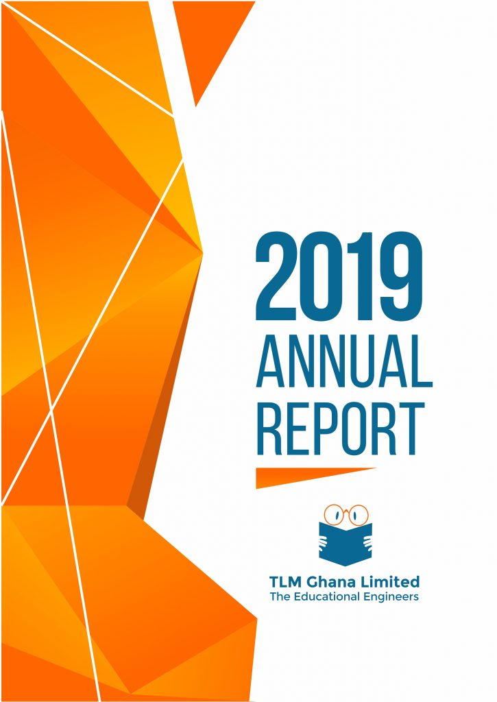 2019 Annual report of TLM Ghana Limited. Developers of Graidup educational app for kids.